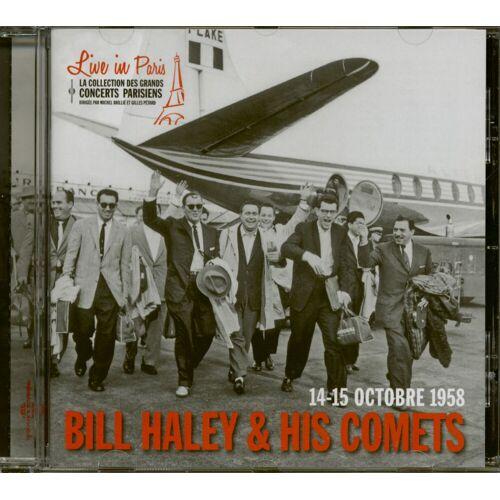 Bill Haley & The Comets - Live In Paris 14-15 Octobre 1958 (CD)