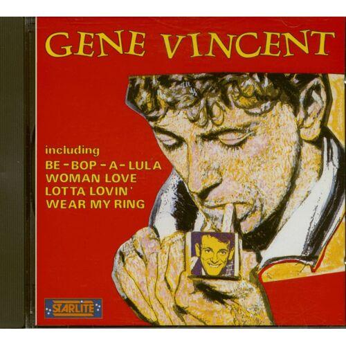 Gene Vincent - Gene Vincent (CD)