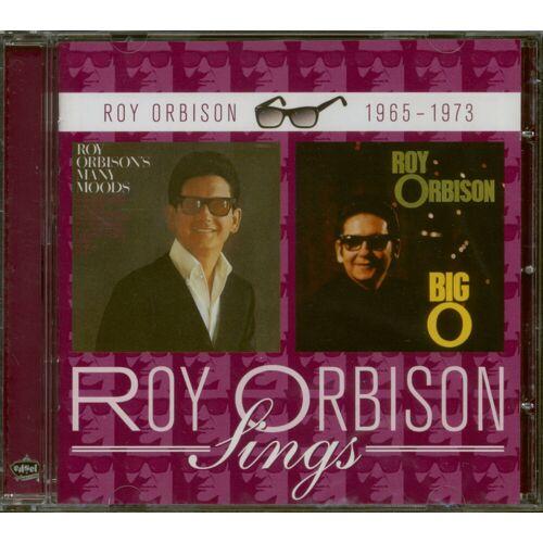 Roy Orbison - Roy Orbison´s Many Moods - The Big O (CD)