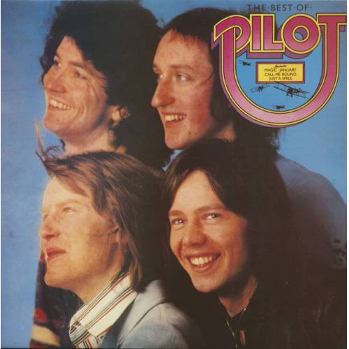 PILOT - The Best Of Pilot (LP)