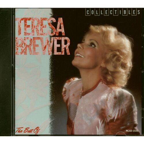 Teresa Brewer - The Best Of Teresa Brewer (CD)