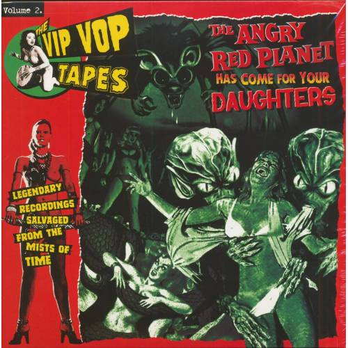 Various - The Vip Vop Tapes Vol.2 (LP)