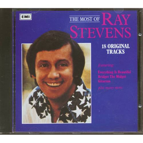 Ray Stevens - The Most Of Ray Stevens - Live (CD)