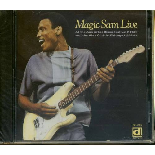Magic Sam - Magic Sam - Live