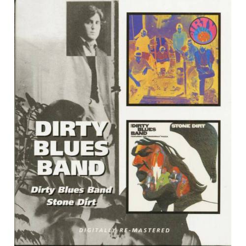 The Dirty Blues Band - Dirty Blues Band - Stone Dirt (CD)
