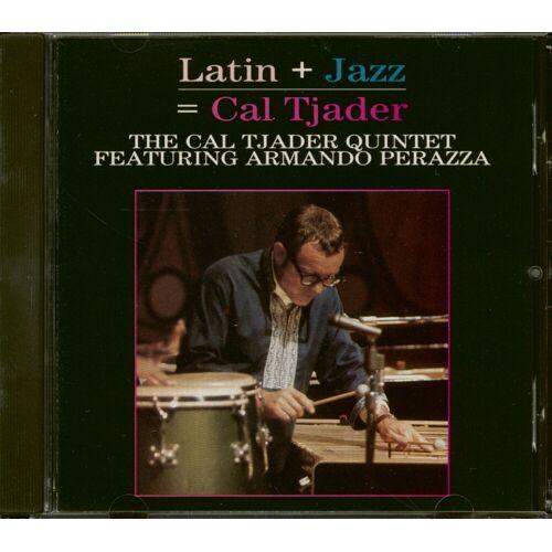 Cal Tjader - Latin + Jazz = Cal Tjader (CD)