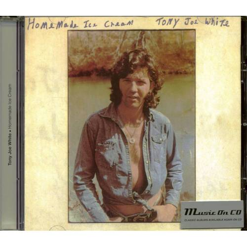 Tony Joe White - Homemade Ice Cream (CD)
