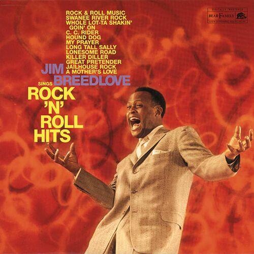 Jim Breedlove - Jim Breedlove Sings Rock & Roll (LP)