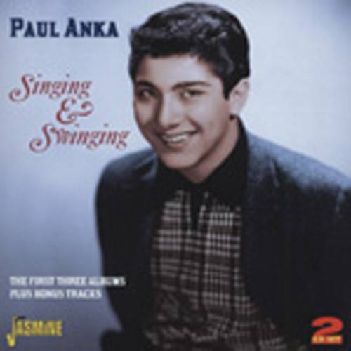 Paul Anka - Singing & Swinging (2-CD)
