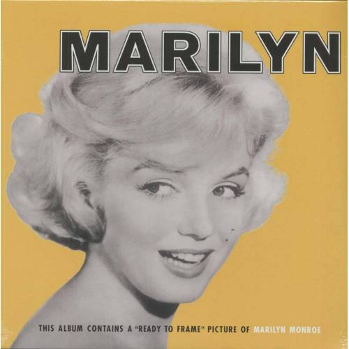 Marilyn Monroe - Marilyn (LP)