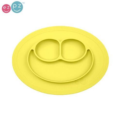 """EZPZ - """"Mini Mat"""" - 100% Silikon (Rutschfeste Essmatte) - Gelb"""