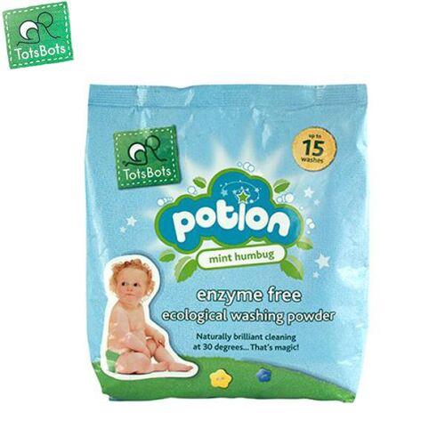 TotsBots - Potion - ökologisches Waschpulver - 750g - Mint Humbug (Minzduft)