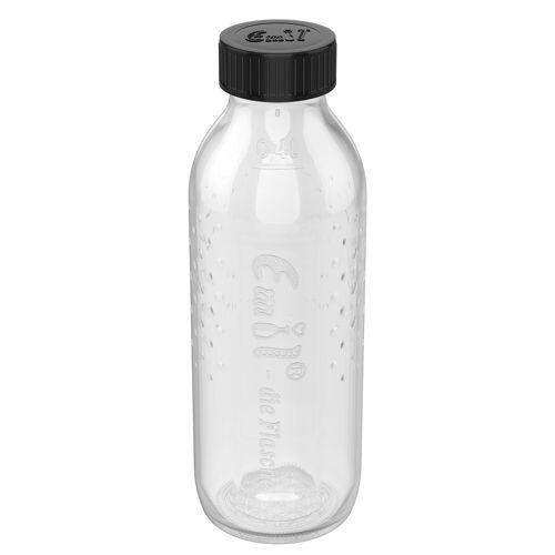 Emil die Flasche - Ersatz-Glasflaschen (einzelne Glasflasche) - 400ml (Weithals)
