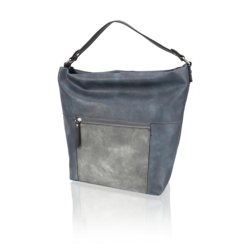 Minozzi Hobo Bag blau