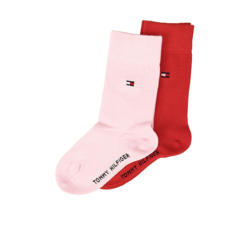 Tommy Hilfiger Socken DP rot