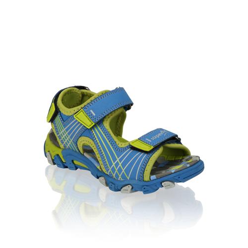 Superfit Sandalen blau