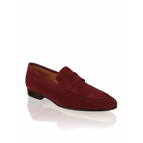 D.H.Pollak Loafer LS rot