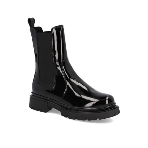 Kate Gray Lackleder Boot 36.0, 37.0, 38.0, 39.0, 40.0, 41.0, 42.0 schwarz