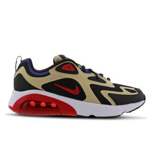 Nike Air Max 200 - Herren Schuhe Gold 42