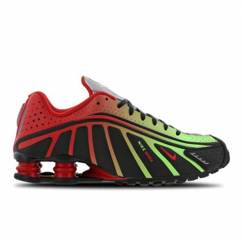 Nike Shox R4 X Neymar Jr - Herren Schuhe Black 38,5