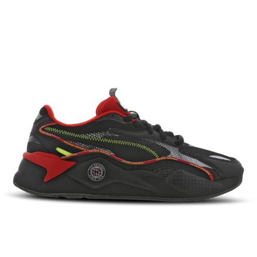 Puma RS-X 3 Teamsport - Herren Schuhe Black 40.5
