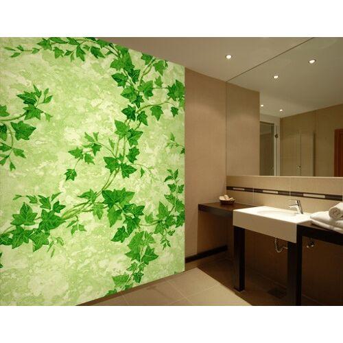 Bilderwelten DE Selbstklebende Tapete - Fototapete Wald Ivy