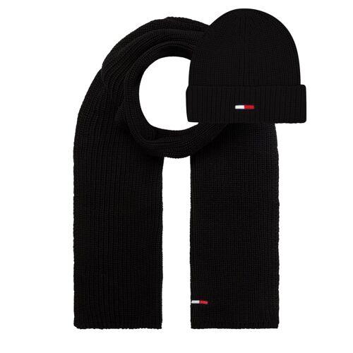 Tommy Jeans Mütze und Schal im Set