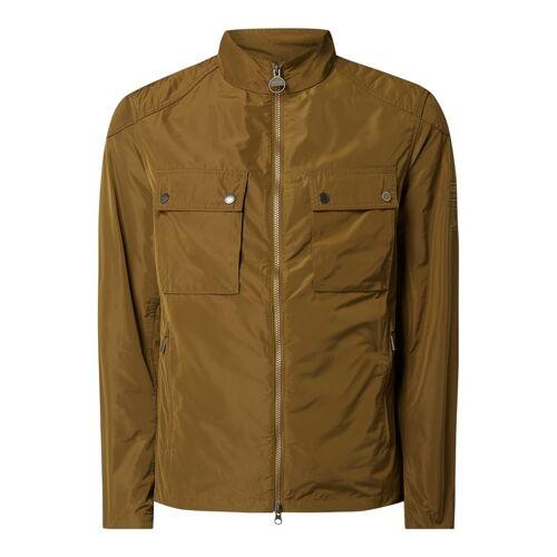 Barbour International™ Barbour International x Steve McQueen™ Jacke mit Reißverschlusstaschen