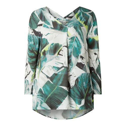 BETTY & CO GREY Blusenshirt aus Viskose