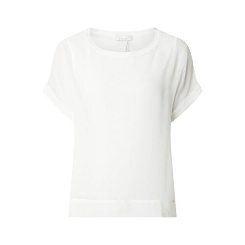 Cinque Shirt aus Krepp Modell 'Cifritzi'