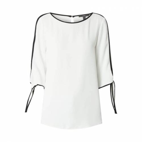 esprit collection Blusenshirt mit Cut Outs