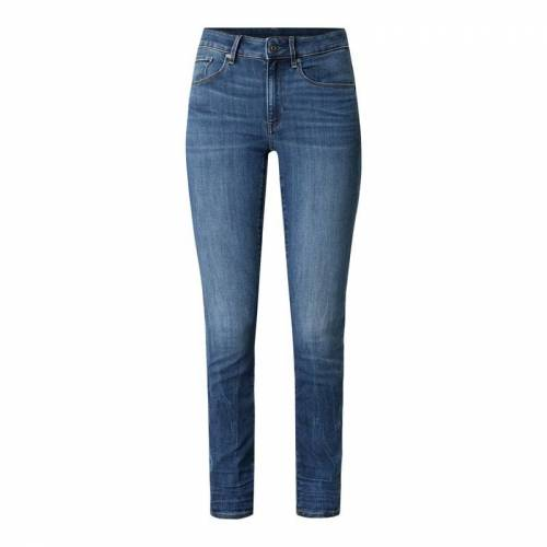 G-Star Raw Bleached Skinny Jeans