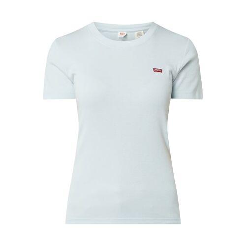 Levi's® T-Shirt mit Logo-Aufnäher