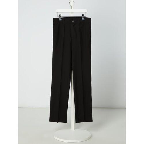 G.O.L. Regular Fit Anzug-Hose mit regulierbarer Bundweite