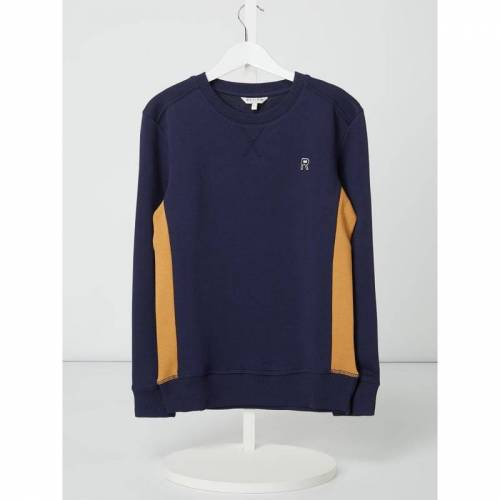 Review for Teens Sweatshirt im zweifarbigen Design