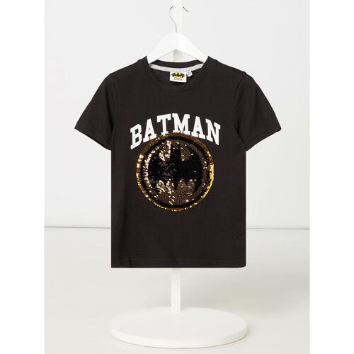 TV Mania T-Shirt mit Batman-Print