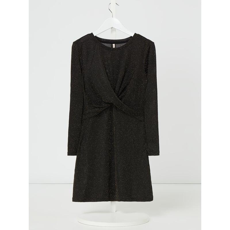 Only Kleid mit Effektgarn Modell 'Konqueen'