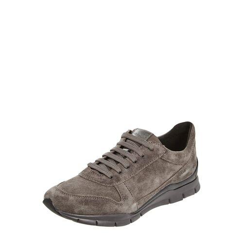 Geox Sneaker aus Leder - atmungsaktiv