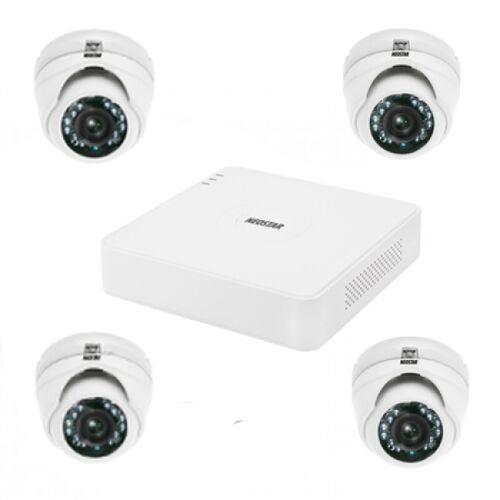Video Überwachungssystem mit Mini IR Dome-Kamera