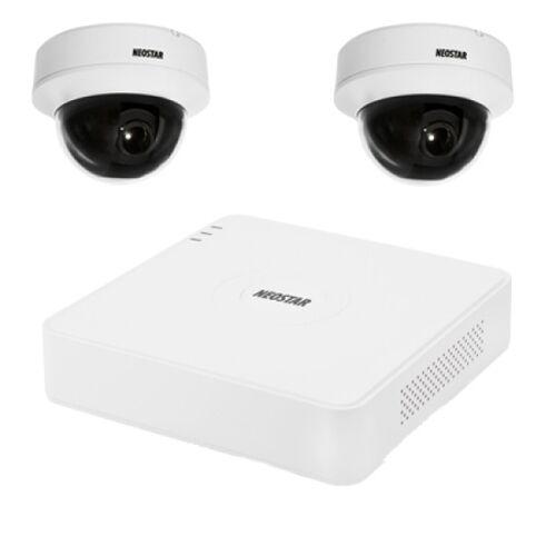 Video Überwachungssystem mit Dome-Kamera, DVR