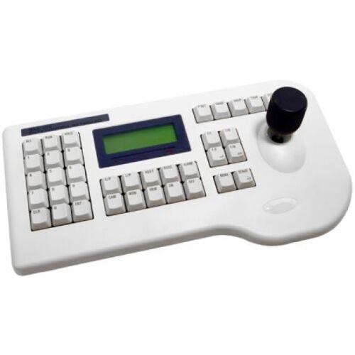 Systemtastatur mit 3-Achsen Joystick für Speed Domes - DMX2