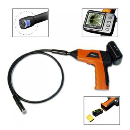 Funk Inspektionskamera Endoskop Rohrkamera mit Funk Monitor