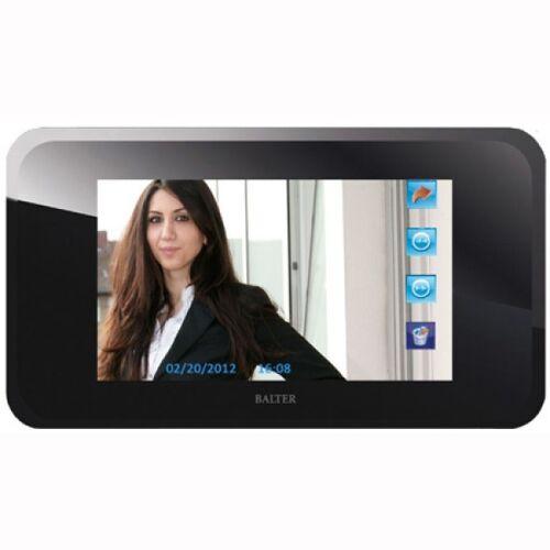 "Video Türsprechanlage 7"" TFT-LCD, 4-Draht Technik"