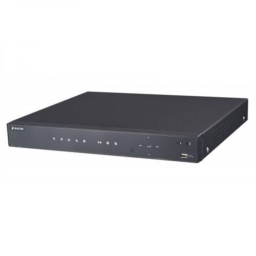 BALTER 4-Kanal PoE 4K Netzwerk Videorekorder, 3840×2160p, H.265, P2P, HDMI 4K