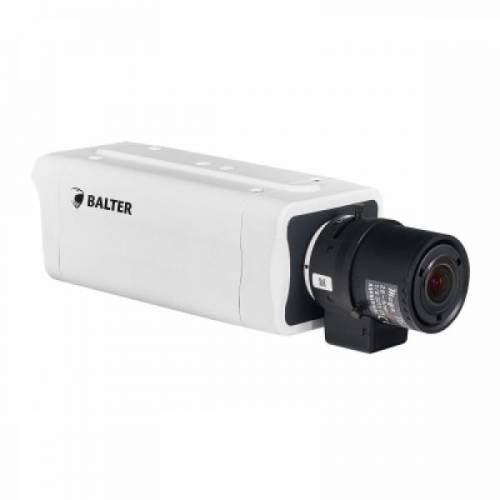 BALTER 2.0 Megapixel Analog HD Box-Kamera, AHD, TVI, CVI, Analog 960H