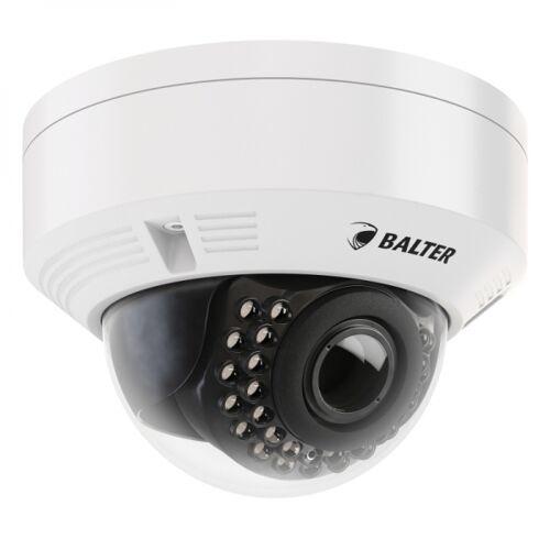 4.0MP IR IP Dome-Kamera BALTER, 2.8-12mm, WDR, IP66 Nachtsicht 30m