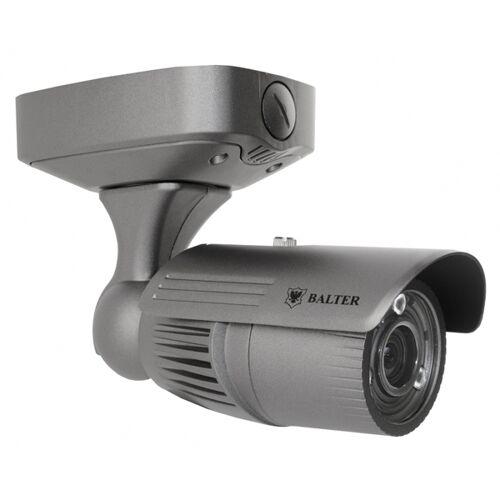 BALTER 4.0MP Infrarot IP Außenkamera, 2.8-12mm, Nachtsicht 40m, WDR 120dB, IP66