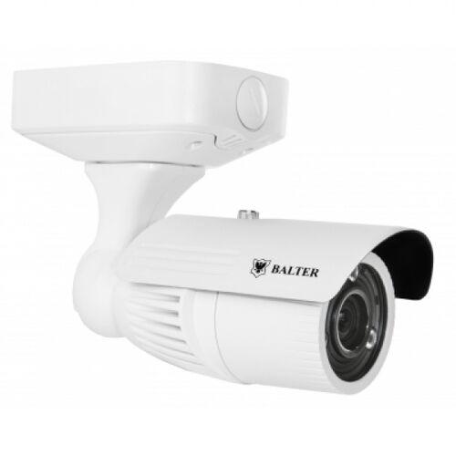 BALTER 5MP Infrarot IP Außenkamera, 2.8-12mm Motorzoom,Nachtsicht 45m