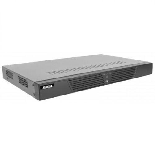 NEOSTAR 16-Kanal PoE Netzwerk Videorekorder, 2592x1944p, 160Mbit, H.264 -NTR-1610P