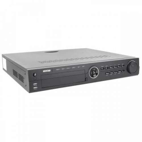 NEOSTAR 16-Kanal PoE Netzwerk Videorekorder, 2592x1944p, 160Mbit, H.264 -NTR-1620P
